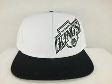 Los Angeles KINGS NHL Retro Vintage Snapback Hat New By Vintage Hockey