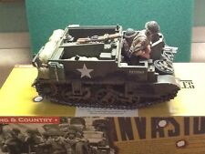 King & Country DD059 British Bren Gun Carrier MK.2