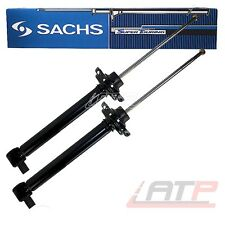 2X SACHS SHOCK ABSORBER SUSPENSION STRUT GAS PRESSURE REAR AUDI A4 B5 8D 94-01