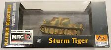 Easy Model MRC 1/72 German Strum Tiger 1002 Tank Built Up 36102