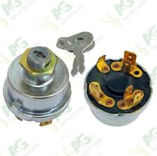 Lucas Massey Ferguson/David Brown Starter Switch To Suit Alternator