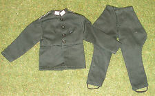 VINTAGE ACTION MAN 40th LOOSE ACTION SOLDIER RUSSIAN INFANTRYMAN JACKET TROUSERS