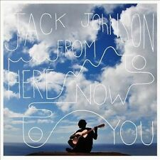 Jack Johnson-From Here to Now to You  CD NEW