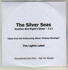 (CQ842) The Silver Seas, Another Bad Night's Sleep - DJ CD