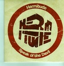 (CX771) Hermitude, Speak Of The Devil - 2012 DJ CD
