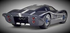A GT40 Ford 1966 GT Vintage Sport Race Car 1 18 Concept 24 Metal Rare Exotic 12