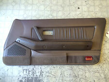 84-89 Nissan 300ZX 2+2 4-Seater Coupe OEM Right Passenger Inside Door Trim Panel