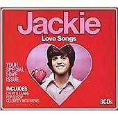 Various Artists - Jackie: Love Songs (3 x CD Box Set 2010)