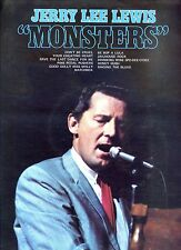 JERRY LEE LEWIS monsters UK SUN REC EX LP