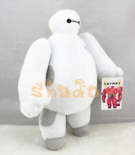 "Big Heros 6 Robot BAYMAX 12"" 30cm Soft Plush Anime Doll Valentine's Day Gift"