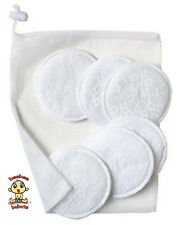 Avent Washable Breast Pads or Nursing Pads 6 Count