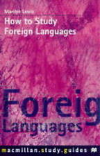 How to Study Foreign Languages - 9780333736678