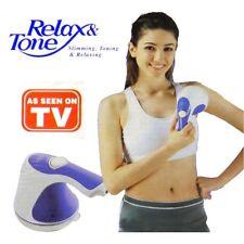 RELAX & TONE Masajeador anti celulitis RELAJANTE Visto en TV