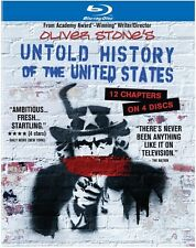 Untold History Of The United States Blu-ray Region A