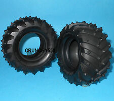 Big Beast 4WD Tires 142/68 WH70 Nikko Hummer 1:10 Vintage RC Part