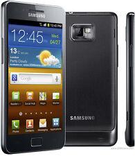 SAMSUNG Galaxy S2 i9100 (Ultimo Modello) 16 GB 8MP Fotocamera Nobel Nero (Sbloccato)