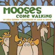 Mooses Come Walking-ExLibrary