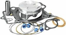 Top End Rebuild Kit- Wiseco HC Piston + Quality Gaskets YZ250F 14-15 77mm/14:1