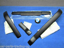 BMW e36 325i Coupe NEW Set Cover Strip Trim M-Technic M3 Bumper front Sign short