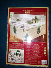 Spode CHRISTMAS TREE 60 x 120 Table Cloth NIP