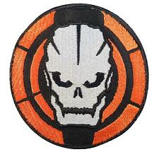 Call of Duty Black Ops 3 (III) COD embroidered PS sew iron on patch