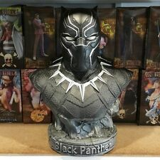 CUSTOM 1/2 SCALE CAPTAIN AMERICA CIVIL WAR BLACK PANTHER RESIN BUST STATUE 36CM