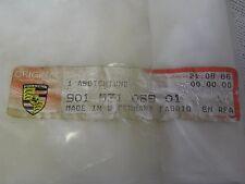 """911 Porsche """"Door Panel Seal"""""""