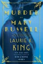 Mary Russell and Sherlock Holmes: The Murder of Mary Russell 14 by Laurie R....