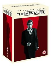 The MENTALIST COMPLETE SERIES SEASON 1 2 3 4 5 6 7 DVD BOXSET 34 DISCS R4 1-7
