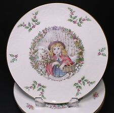 SET OF 6 ROYAL DOULTON MERRY CHRISTMAS And Various COLLECTOR PLATES