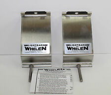 WHELEN LIGHTBAR MOUNTING GUTTER STRAP LIGHT BAR MOUNT BRACKETS 62726