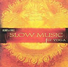 Slow Music For Yoga, Various, Very Good