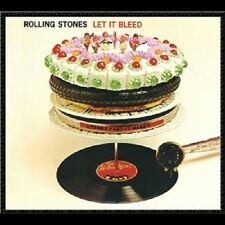THE ROLLING STONES 'LET IT BLEED' CD NEW+