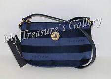 New Tommy Hilfiger Crossbody Shoulder Bag Purse Blue NWT