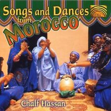 Chalf Hassan : Songs & Dances From Morocco CD (2002)