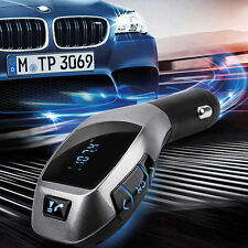 Car Bluetooth X5 FM Transmitter Kit MP3 Player Wireless Auto LCD MP3 Player