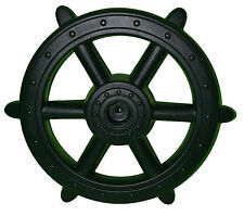 Pirate Ship Wheel GREEN NEW 48cm playground equipment cubby accessories toys