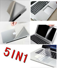 Surface protector 3M sticker skin cover 5x for Apple MacBook Pro 13 A1425 Retina