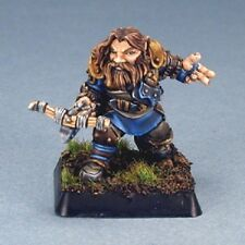 Snorri Dwarf Solo Reaper Miniatures Warlord Ranger Rogue Crossbow Ranged Dwarves