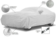Water Resist,Anti Dust,Triple Stich Customize Car Body Cover Mahindra Bolero