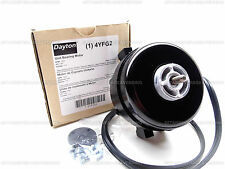 NEW DAYTON 9W CONDENSER FAN MOTOR 4YFG2, 115V, .62A, 1550RPM, 50/60HZ, 1/83HP