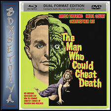 THE MAN WHO COULD CHEAT DEATH **BRAND NEW BLU-RAY & DVD **