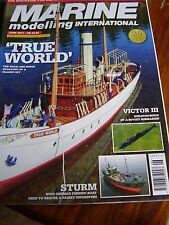 BOAT MARINE MODELLING JUNE 2011 TRUE WORLD VICTOR III STURM FISHING VANY RICKMER