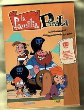 PACK LA FAMILIA PIRATA 4 DVDS DONCHOLLO