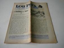 Lou Païs journal régional septembre 1964 la journée du Païs