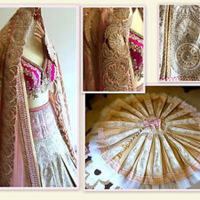 Designer Wear Exclusive Floral Brocade Lehenga Choli