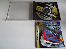 Daytona USA no spine Sega Saturn Japan