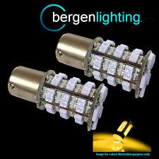 581 BAU15s PY21W XENO ambra 48 SMD LED Anteriore Indicatore Lampadine HID fi202401