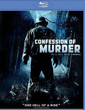 Confession of Murder (Blu-ray Disc, 2014) * NEW *