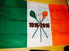 Easter Rising 1916 - 2016 Lily Ireland Flag - 5 x 3' Irish Republican Rebel
